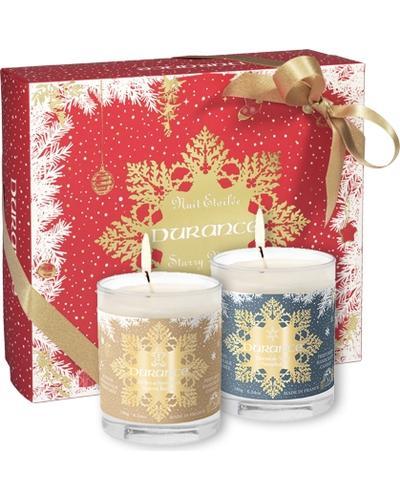 Durance Рождественский набор свечей (2*180 г)