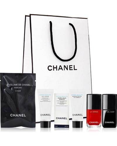 CHANEL Le Duo Vernis Longue Tenue Set