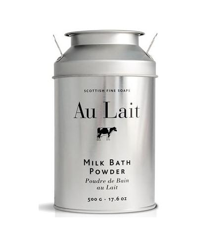 Scottish Fine Soaps Au Lait Milk Bath Powder