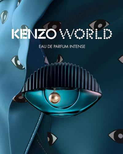 Kenzo World intense. Фото 7