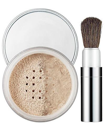 Clinique Blended Powder and Brush. Фото 1