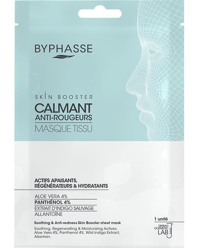 Byphasse Soothing & Anti-Redness Skin Booster Sheet Mask главное фото