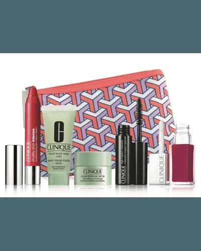Clinique Pop Liquid Matte Lip Colour + Primer Set