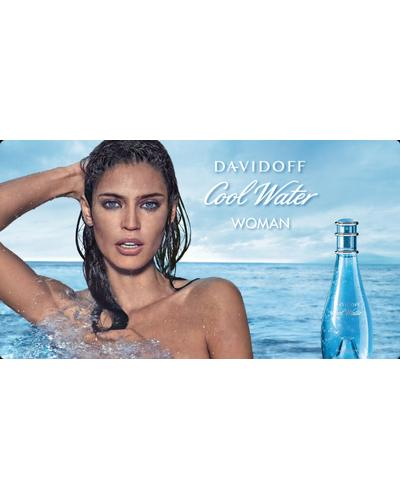 Davidoff Cool Water Woman. Фото 3
