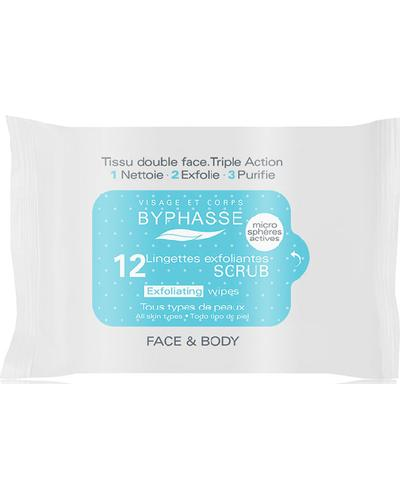 Byphasse Exfoliating Wipes All Skin Types