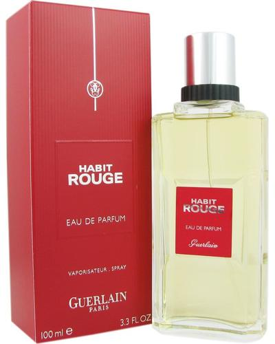 Guerlain Habit Rouge Eau De Parfum. Фото 4