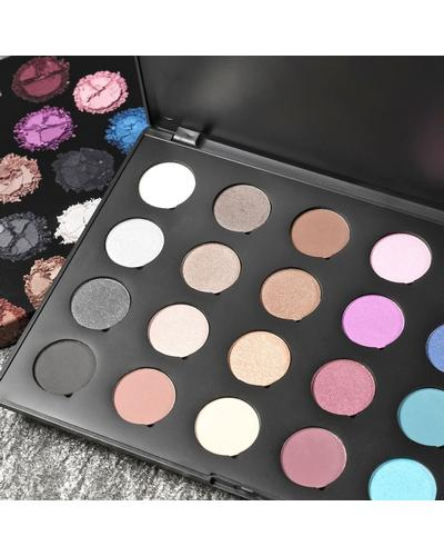 MESAUDA Палетка теней для глаз 24/7 Eyeshadow Palette. Фото 6