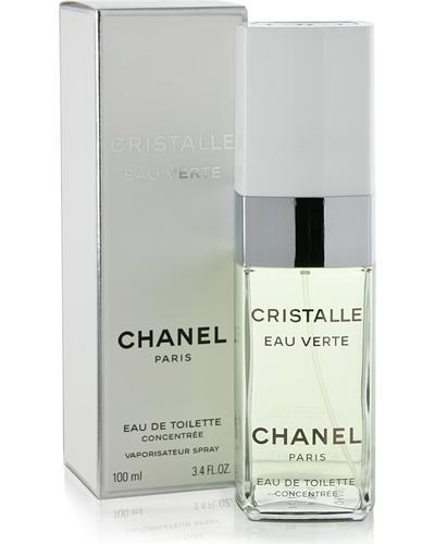 CHANEL Cristalle Eau Verte. Фото 4