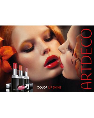 Artdeco Color Lip Shine. Фото 2