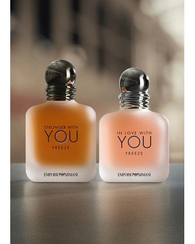 Giorgio Armani In Love With You Freeze. Фото 2