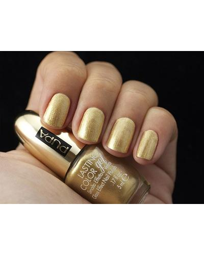 Pupa Stay Gold! Lasting Color Gel. Фото 2