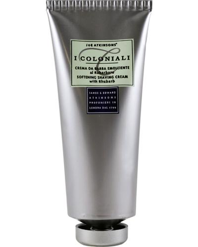 I Coloniali Softening Shaving Cream with Rhubarb