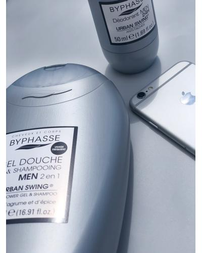 Byphasse Дезодорант роликовый 24h Men Deodorant Urban Swing. Фото 1