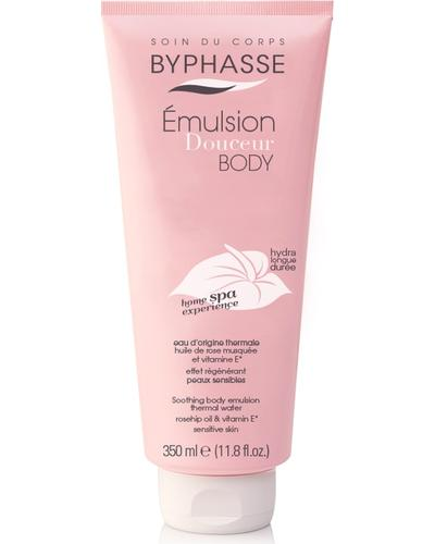 Byphasse Эмульсия для тела успокаивающая Home Spa Experience Soothing Body Emulsion