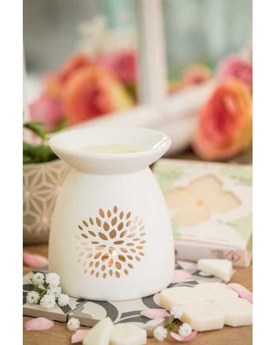 Durance Керамический подсвечник  Porcelain Perfume Warmer Petals. Фото 2