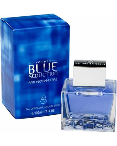 Antonio Banderas Blue Seduction for Men. Фото 2