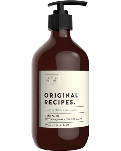 Scottish Fine Soaps Мыло для рук Original Recipes Goats Milk & Avocado Hand Wash
