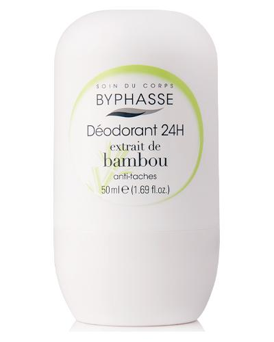 Byphasse 24h Deodorant Bamboo Extract главное фото
