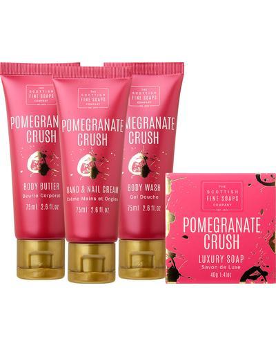 Scottish Fine Soaps Pomegranate Crush Luxurious Set. Фото 1