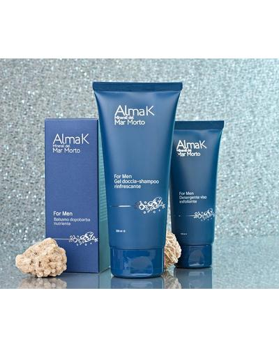 Alma K For Men Refreshing Shampoo and Shower Gel. Фото 6
