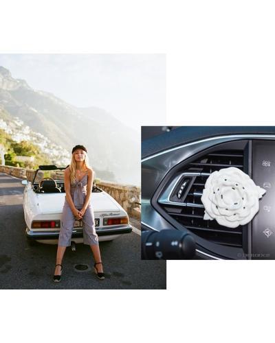 Durance Ароматизатор воздуха для автомобиля Refillable Car Air Freshener. Фото 1