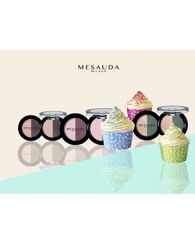 MESAUDA Vibrant Duo Eye Shadow. Фото 2