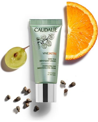 Caudalie Vine[Activ] Energizing and Smoothing Eye Cream фото 2