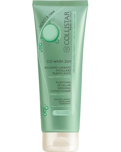 Collistar Шампунь+кондиционер Co-Wash 2in1 Purifying Micellar Washing Conditioner