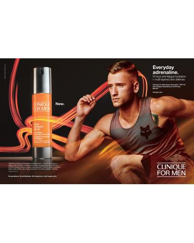 Clinique For Men Super Energizer Anti-Fatigue Hydrating Concentrate SPF 40. Фото 1