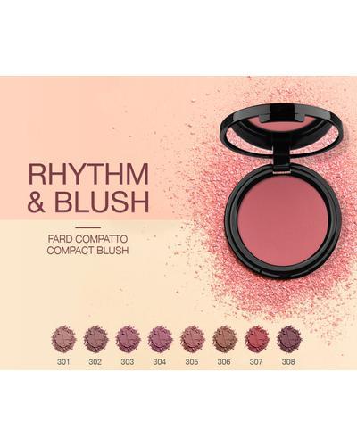 MESAUDA Румяна Rhythm & Blush. Фото 1