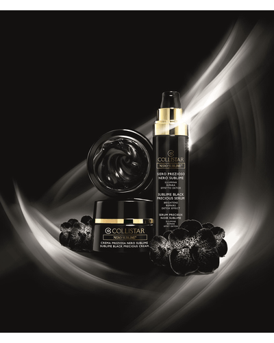 Collistar Крем для лица и шеи Sublime Black Precious Cream. Фото 3