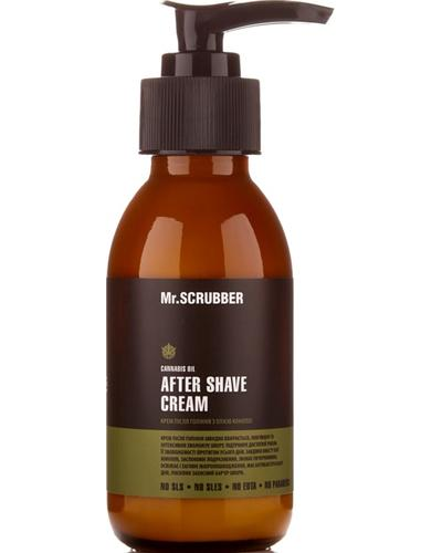 Mr. SCRUBBER Крем после бритья After Shave Cream