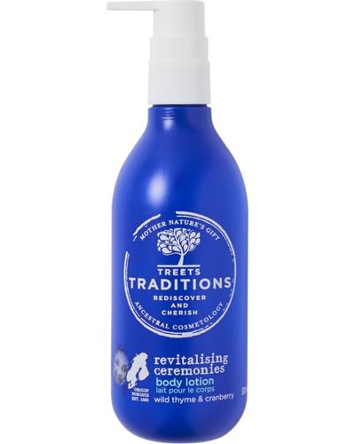 Treets Traditions Revitalising Ceremonies Body Lotion