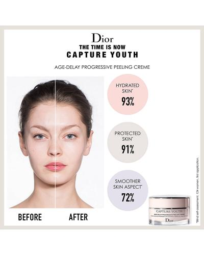 Dior Capture Youth Age-delay Progressive Peeling Creme. Фото 3