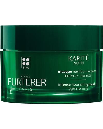 Rene Furterer Интенсивно питающая маска для очень сухих волос Karite Intense Nourishing Mask