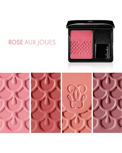 Guerlain Ніжні, як пелюстки троянд Rose aux Joues. Фото 1