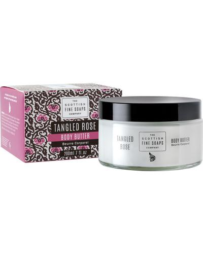 Scottish Fine Soaps Tangled Rose Body Butter. Фото 3