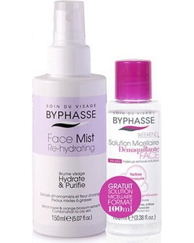Byphasse Набор для лица Micellar Make-up Remover Set