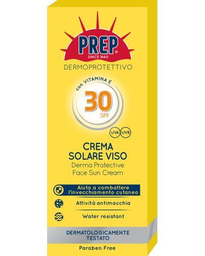 PREP Солнцезащитный крем для лица Face Sun Cream SPF 30