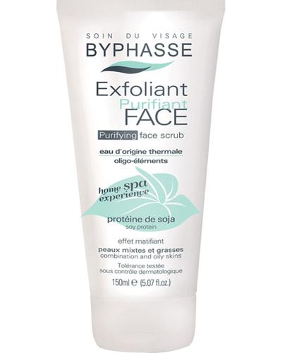 Byphasse Скраб для лица Purifying Face Scrub. Фото 5