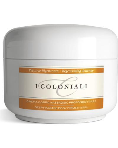 I Coloniali Deep Massage Body Cream Myrrh new