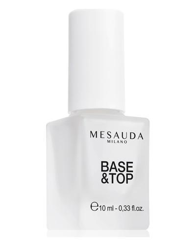 MESAUDA База під лак і верхнє покриття Base&Top 101