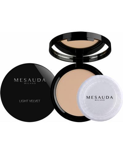 MESAUDA Пудра для матово-досконалої шкіри Light Velvet