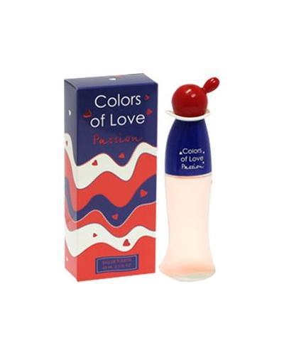 Univers Parfum Colors of Love Passion
