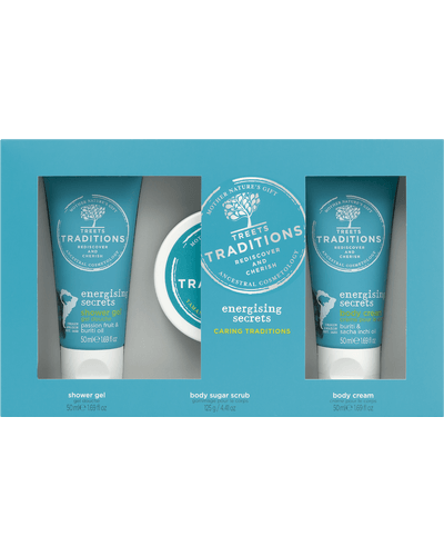 Treets Traditions Energising Secrets Gift Set Small
