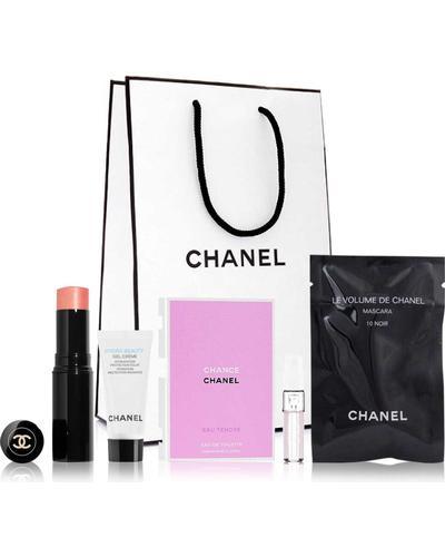 CHANEL Les Beiges Healthy Glow Sheer Colour Stick Set