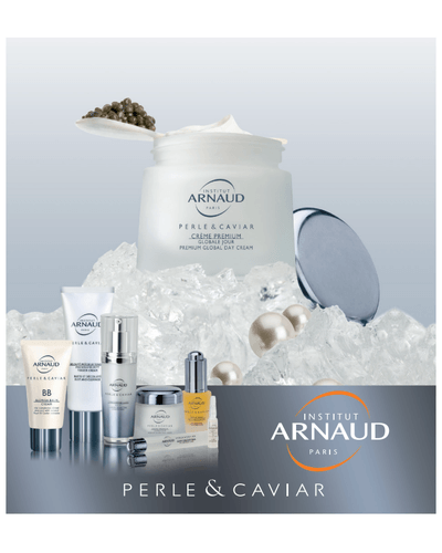 Arnaud Perle & Caviar Masque Contour Yeux. Фото 1