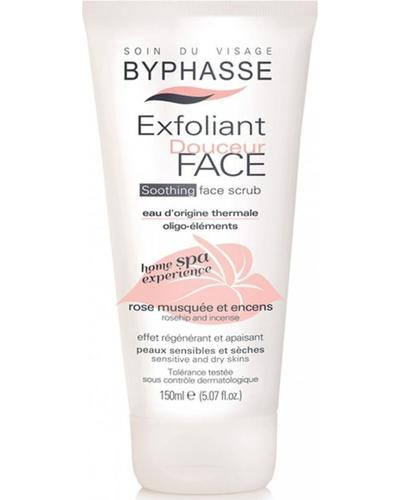 Byphasse Soothing Face Scrub