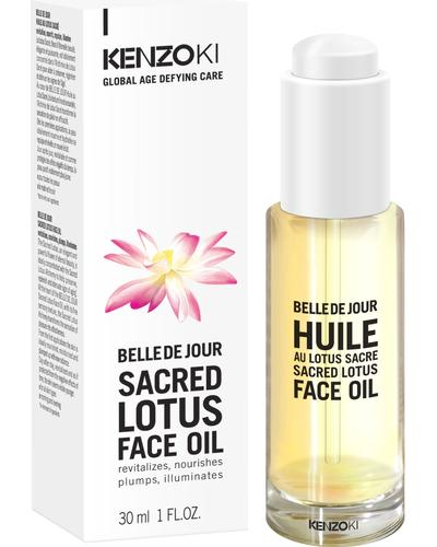 KenzoKi Belle De Jour Sacred Lotus Face Oil. Фото 2