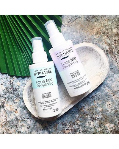 Byphasse Дымка для сухой и чувствительной кожи Face Mist Re-hydrating Sensitive & Dry Skin. Фото 3